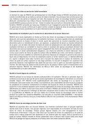 Page 1 1 REDOG – Société suisse pour chiens de catastrophe L ...