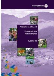 Keswick - Lake District National Park