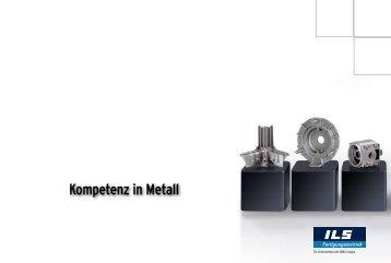 Kompetenz in Metall - EMKA Beschlagteile