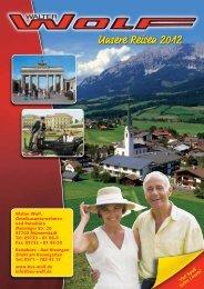 Unser Katalog 2012 - Walter Wolf
