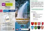 Faszination natur - Imst - Jeden Tag Tirol - Tourismusverband Imst ...