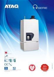 ATAG caldaie A serie - Certificazione energetica edifici