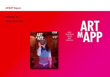 ARTMAPP Magazin Mediadaten Nr. 2 Gültig ab ... - Officeformedia.de