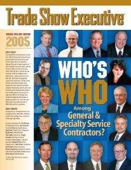 2005 - Trade Show Executive