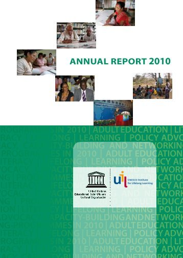 programmes in 2010 | adult education | lit - UNESCO Institute for ...
