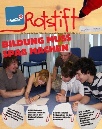 Rotstift01_13 - Kinderfreunde Oberösterreich