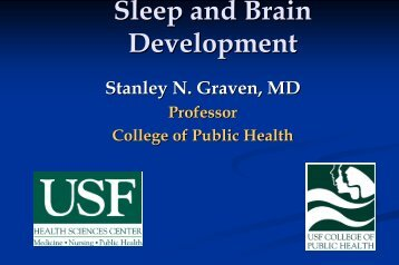 Sleep and Brain Development - USF Health Continuing Professional ...