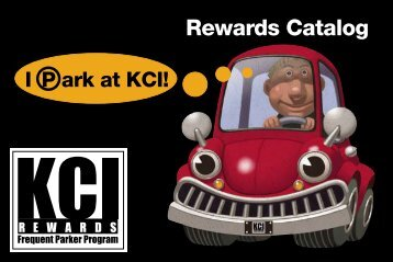 Rewards Catalog - Kansas City International Airport
