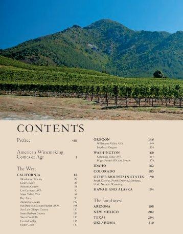 CONTENTS - University of California Press