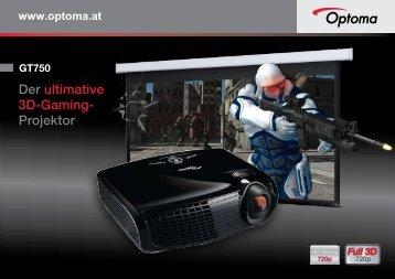 GT750 - Multimedia-Diskont