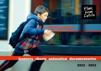 features shorts animation documentaries 2012 | 2013
