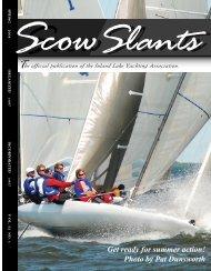37883 Scow Slants sprg 08 - Inland Lake Yachting Association