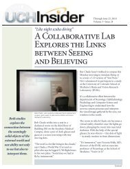 A Collaborative Lab Explores the Links between Seeing and Believing