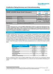 R. Lezard Rating Summary 2013-08-28 - Anleihen-Finder.de