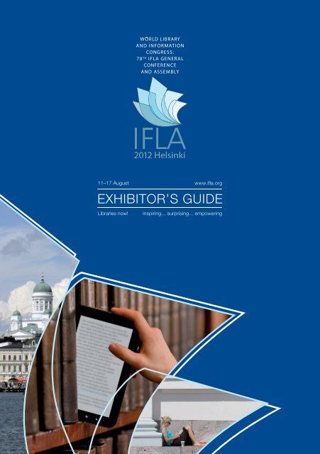 ExHIbItor's GuIdE