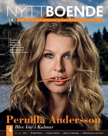 NYTT Boende Pernilla Andersson