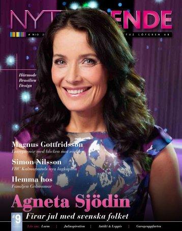 NYTT Boende Agneta Sjödin