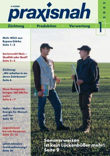 praxisnah Ausgabe 01/2002, PDF, 1.5 MB