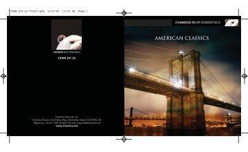CHAN 241-23 www.chandos.net CHAN 241-23 Front.qxd 12/9/06 ...