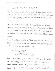 TASI 2011, Lectures on Extra Dimensions - Physics Learning ...