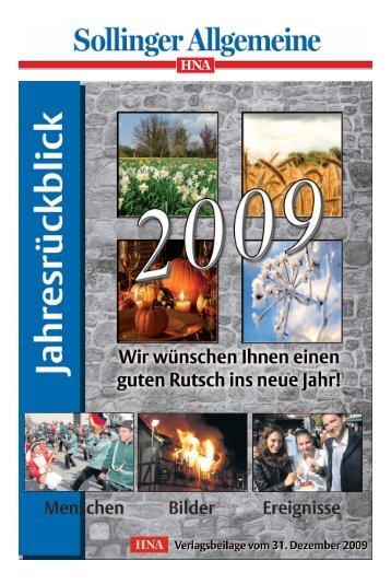 Uslarer Land 2009 - HNA