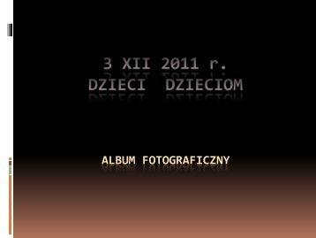 Album fotograficzny - PSM