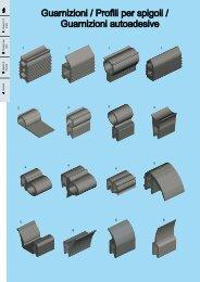 Sistemi di chiusura modulari - Catalogo ... - EMKA Beschlagteile