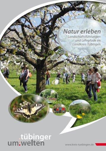 Natur erleben im Kreis Tübingen - Interessengemeinschaft ...