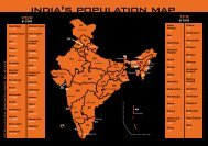 india's population map - McCrindle Research