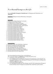 GR 2010-03-18.pdf - Marktgemeinde Münzkirchen