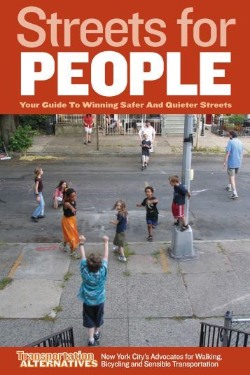 Streets for People - Transportation Alternatives