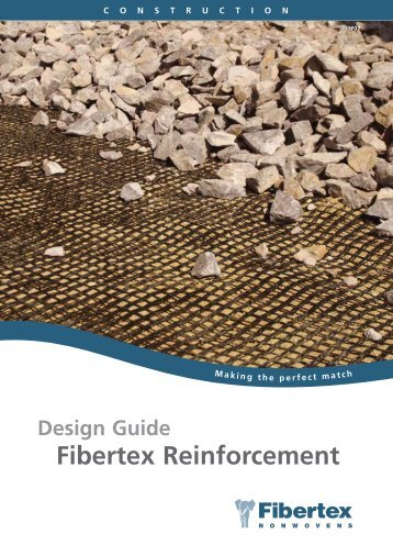 Fibertex Reinforcement - Fibertex AS