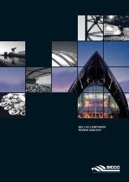 Corporate Review 2006-07 - SECC