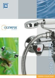 Serie 19000 - Olympia Retail BV