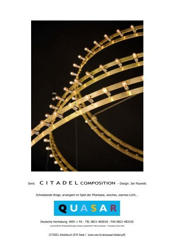 CITADEL Composition - Wex-fa.de
