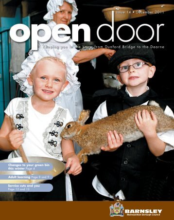 Open door 14 - Barnsley Council Online