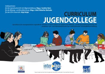 Curriculum Jugend College - Interface Wien