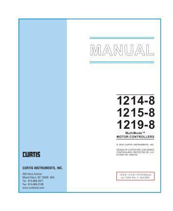 model 3000t model encodem manual curtis instruments
