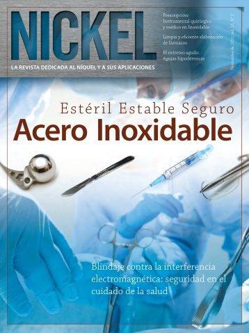 níquel - Nickel Institute