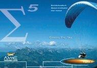 Betriebshandbuch (pdf) - Advance