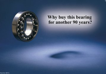 Self-Aligning Ball Bearings - E. Fox (Engineers)