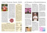 Vorstand - Finanzierung - Spenden - Krebshilfe Oberösterreich