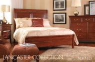Lancaster collection merges timeless styling - Stickley