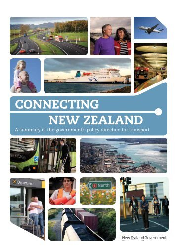 CONNECTING NEW ZEALAND - Auckland Transport