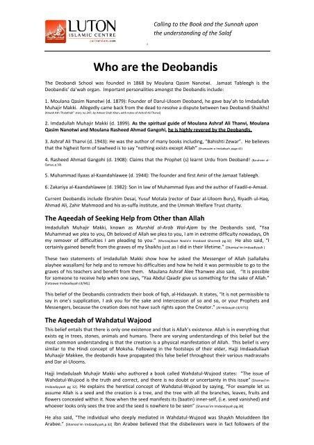 Wahdatul Wajood In Urdu Pdf