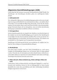 Allgemeine Geschäftsbedingungen (AGB) - EM & T Gmbh