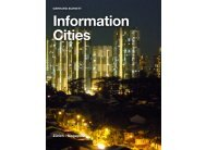 Zürich - Singapore - iA – Chair of Information Architecture