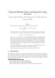Non-local Dirichlet Forms and Symmetric Jump Processes