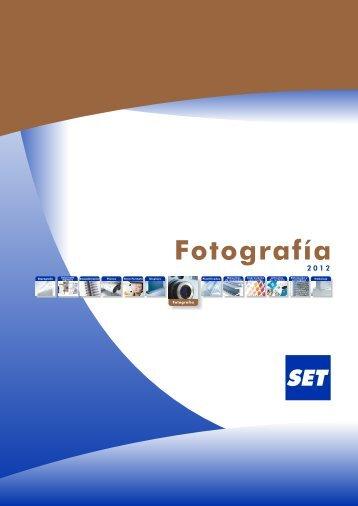 Catálogo Fotografía - Set