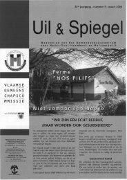 maart 2005 - Heembeek-Mutsaard-Ingezoomd.be